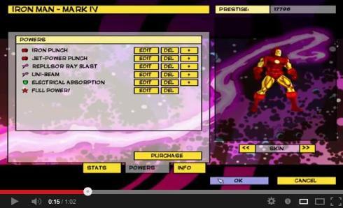 Freedom Force - Iron Man